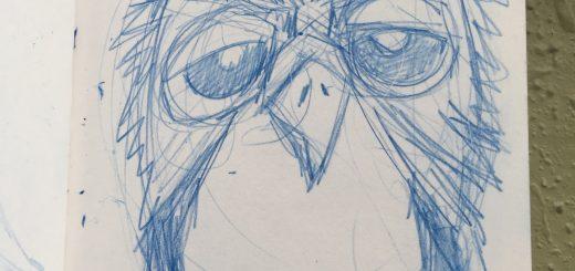 sketch, art by Allison Stein