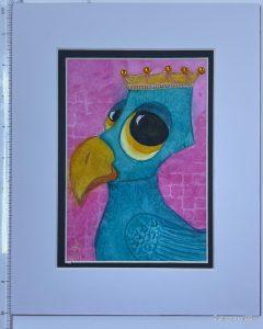 A Noble Bird by Allison Stein