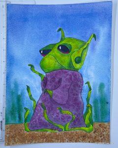 Sea Master by Allison Stein